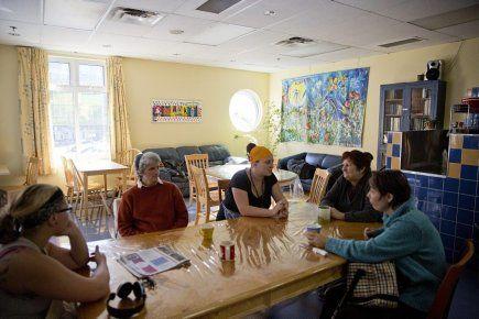 2013-10-11 Itinérance: les refuges pour femmes débordent