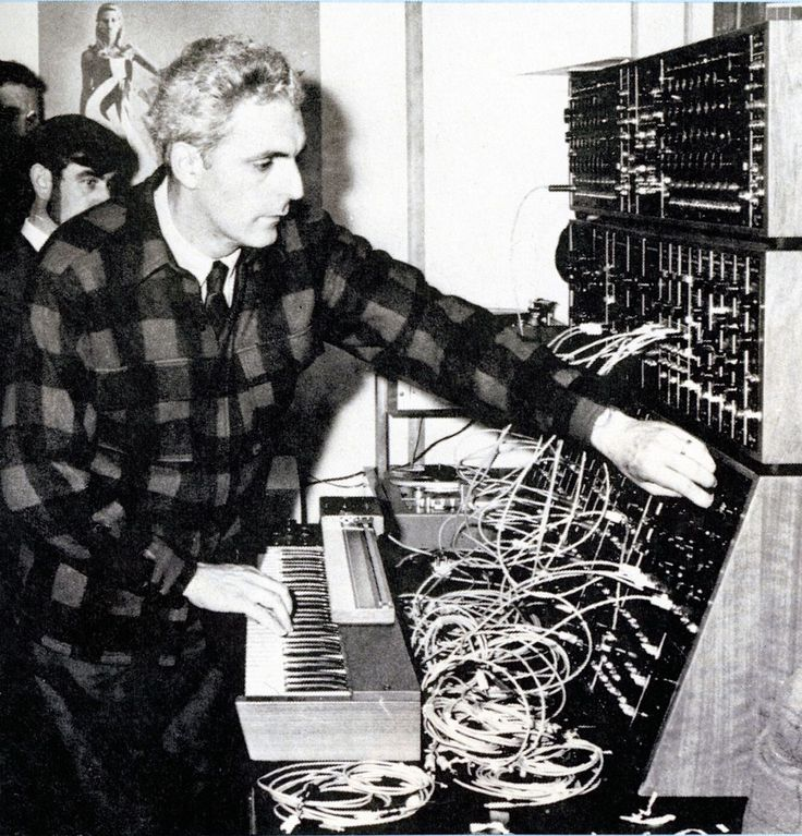 Robert Moog - synthesizer - music