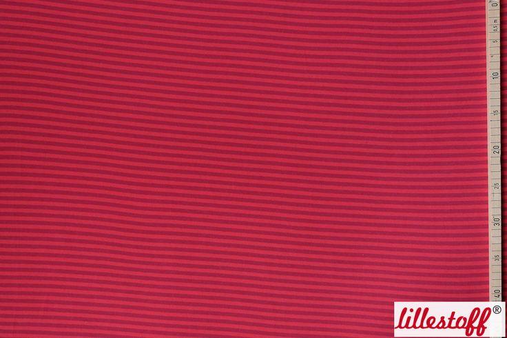 lillestoff » Bündchen glatt, rot/rot « // hier erhältlich: http://www.lillestoff.com/buendchen-glatt-rotrot.html