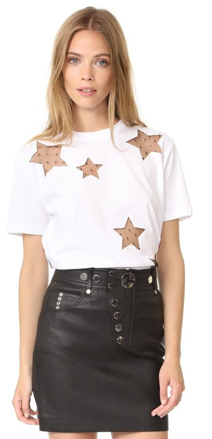 A star shirt perfect for any of your 4th of July festivities.
