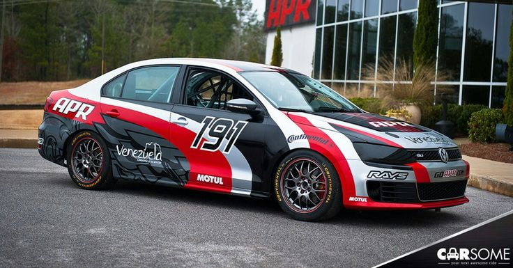 A city car that's doesn't shout out at you in the city, the Volkswagen Jetta has seen some action on the track. The Volkswagen Jetta TDI Cup was held from 2008 through