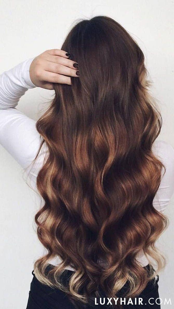 Big Voluminous Curls Hair Tutorial Big Curls For Long Hair Curls For Long Hair Hair Curling Tutorial