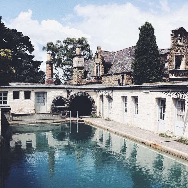 #Montsalvat is Australia's oldest artist colony. Located in Eltham, Victoria, it has dozens of beautiful old buildings and acres of gardens to explore.