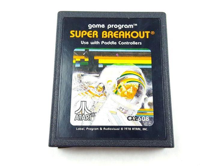 UncleZekes.com - Super Breakout Atari 2600 1981