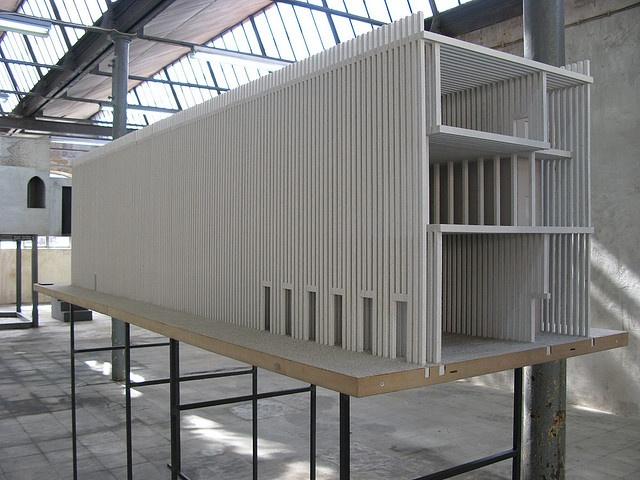 peter zumthor exhibition Arquitectura Pinterest