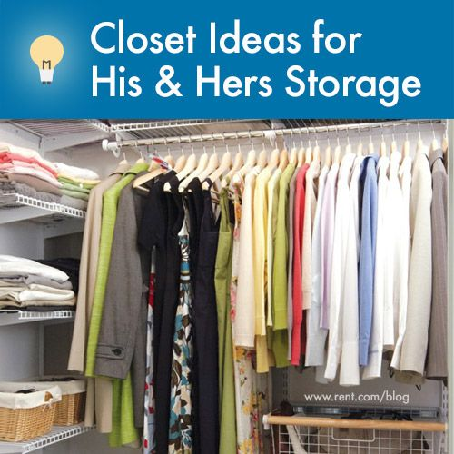 Closet ideas for his and hers storage the o 39 jays blog for His and hers closet