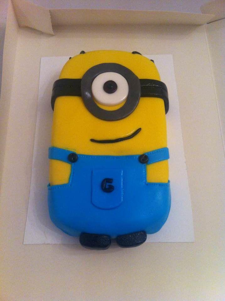 Gâteau Minion -Moi moche et méchant                                                                                                                                                                                 Plus