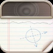 SoundNote App turns ipad into lightscribe pen.  matches recording with note