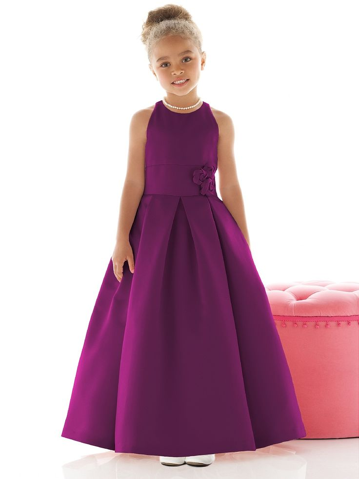 17 best Flower Girls images on Pinterest | Bridesmaids, Dresses for ...