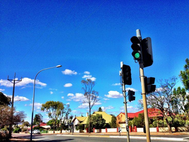 Port Augusta in South Australia