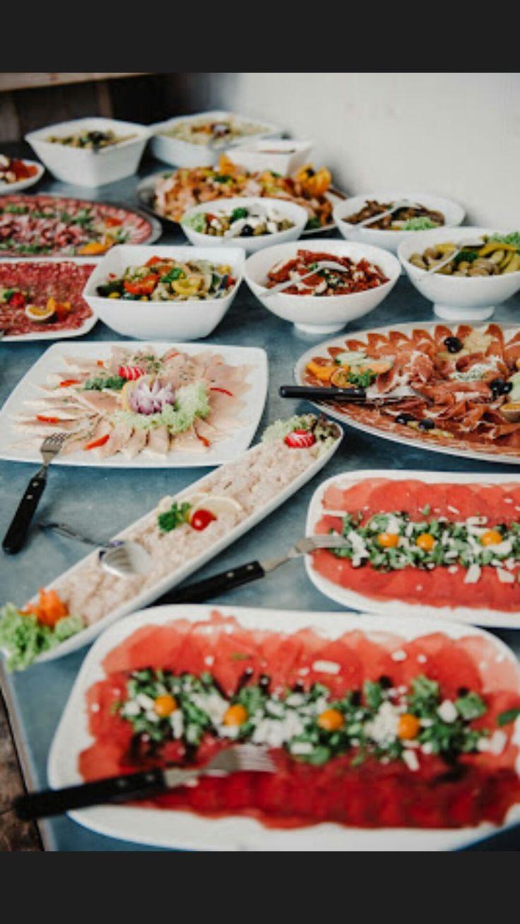 buffet bruiloft