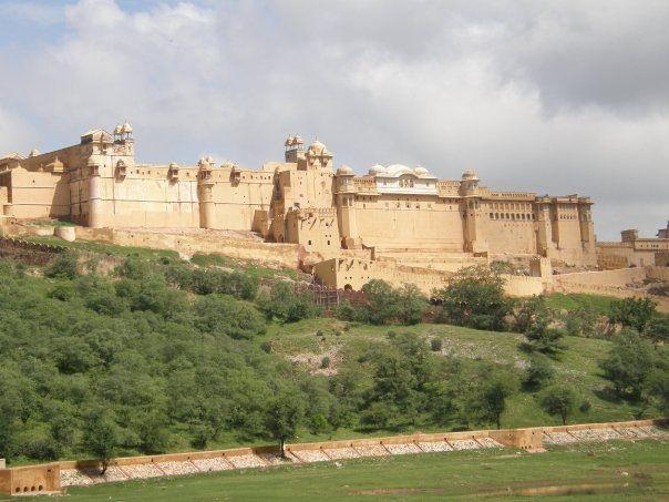 Amber - India 2008