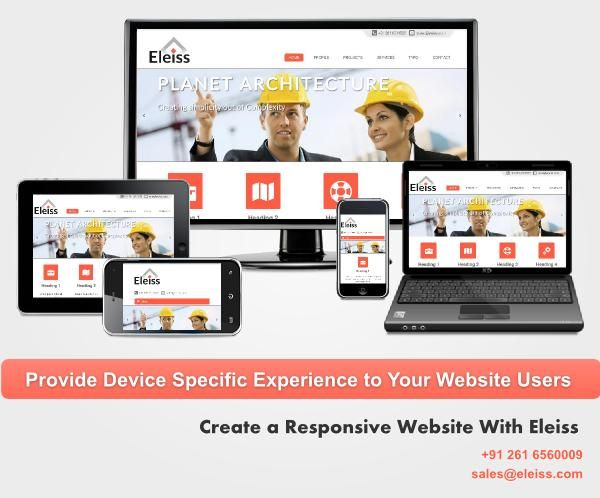 Create a #responsive #website with #Eleiss. Template no. r047
