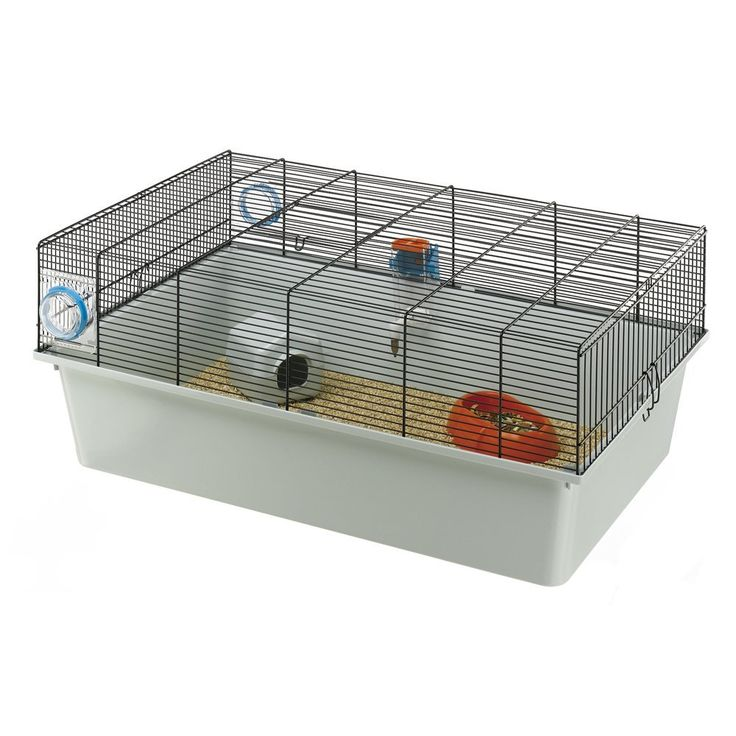 Ferplast kios mouse cage 70 x 47 x 28 cm mouse cage