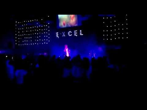 lewy Dalyricist performing live @ youth conference