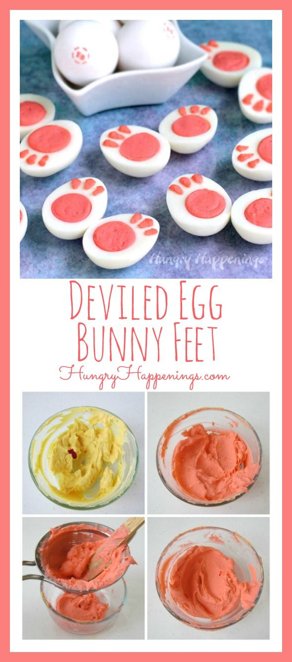 903 best cute easter food recipes images on pinterest vacation why serve ordinary deviled eggs this easter when you can present your family with these adorable negle Images