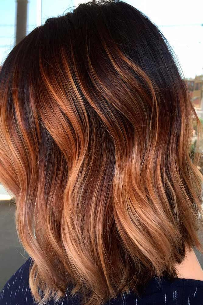 Hottest Brown Ombre Hair Color Ideas, Spice Up Your Hair ★ See more: http://lovehairstyles.com/hottest-brown-ombre-hair-ideas/