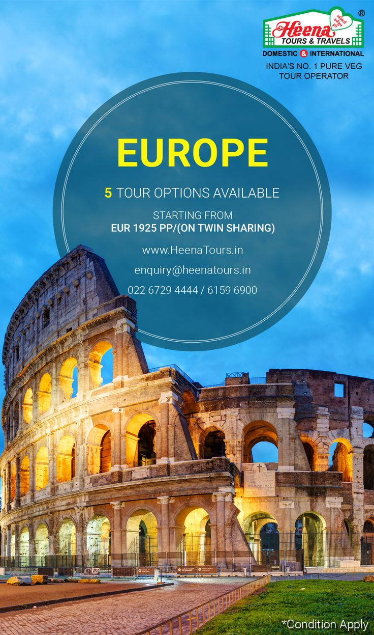 Best Best Places To Travel In The World Images On Pinterest - Best europe tours