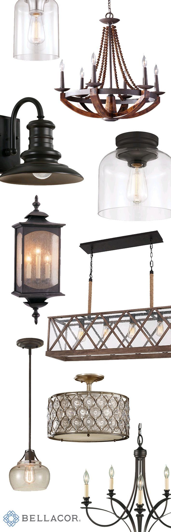 Feiss offers a full line of high-quality interior and exterior lighting solutions across multiple categories such as chandeliers, pendants, drum pendants, wall sconces and more. Their innovative designs set the industry standard. For a limited time only, save up to 50%. And don't forget free shipping on orders over $75 and the Bellacor price match pledge. http://www.bellacor.com/feiss.htm?partid=social_pinterestad_holiday_feiss_product