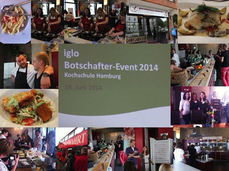 iglo Botschafter Event Juni 2014 in Hamburg