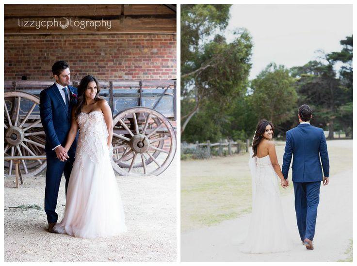 Shari and Evan's Werribee Mansion Wedding at the Pavilion #photographer #melbourne #wedding #werribee #mansion  Photographer: Lizzy C Photography