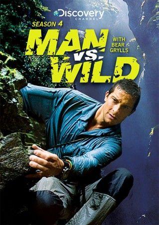 Беар Гриллс. Выжить любой ценой / Ultimate Survival (Men vs. Wild (1 сезон / 2005)     Discovery.
