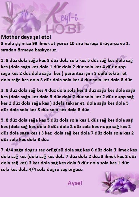 Mother's Day etol