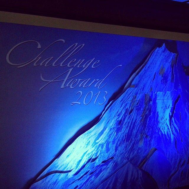 #Challenge #Awards #AVON #2013 Entrega de Premios - Montaje Concluido