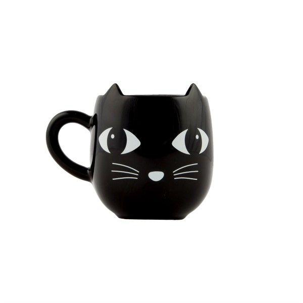 Manchester Black Cat Mugs