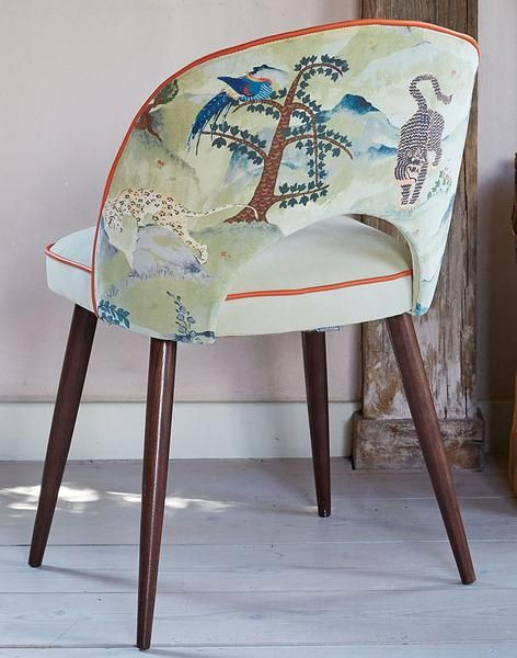 New Fernandina Desk And Dining Chair In Linwood Fable Aesop And