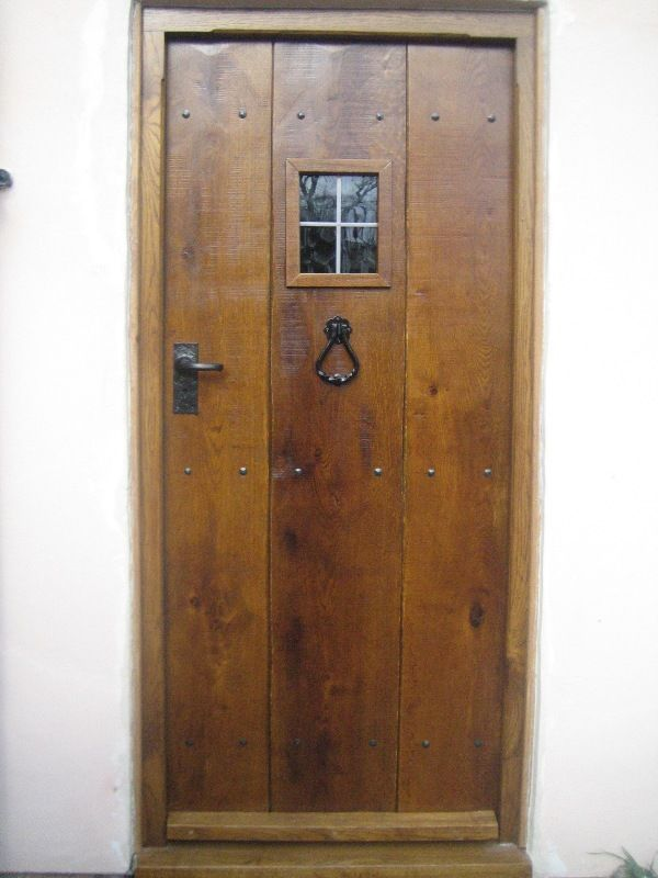23 best images about cottage doors on pinterest internal for Solid oak external doors