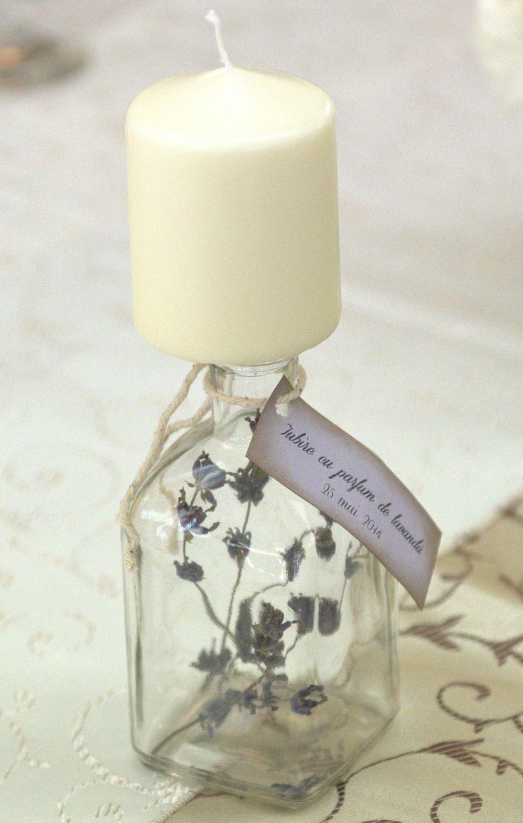 """Lavender-scented love"""