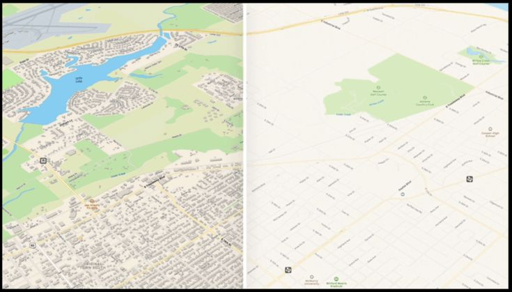 Apple Maps refresh Better data, more detail and a new