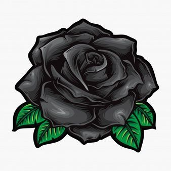 Inksyndromeartwork Freepik Tatuajes Rosas Y Calaveras Tatuajes De Rosas Rosas Negras