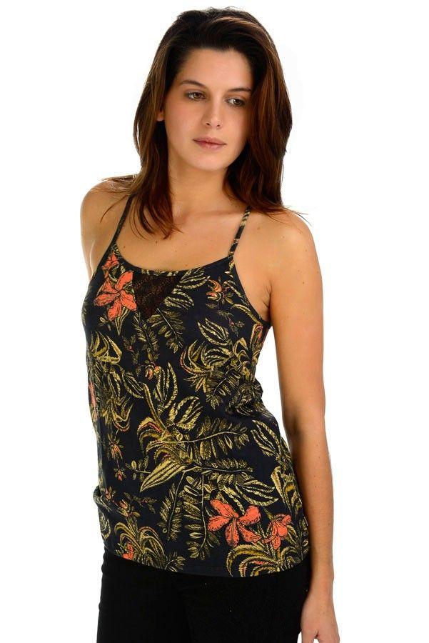 Top Fashion Element ANJA Bombay Brown
