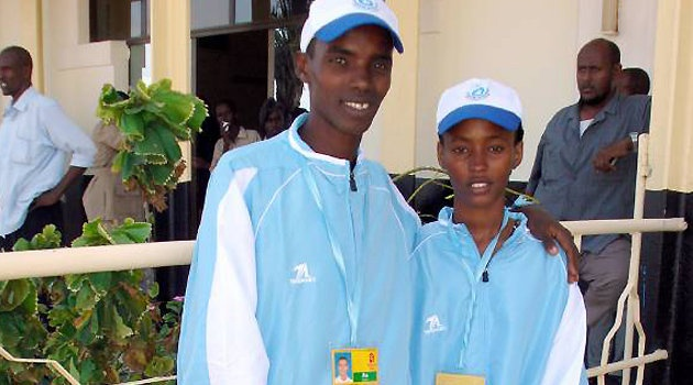 Samia Yusuf Omar  represented Somalia at the 2008 Summer Olympics in Beijing.  On 19 August 2012, the Corriere della Sera reported that Omar had died while on her way to Italy on a boat from Libya.   http://en.wikipedia.org/wiki/Samia_Yusuf_Omar