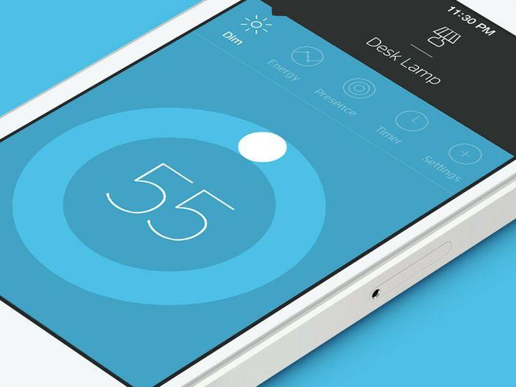 Zuli Smartplugs: Object Dimmer - by Tom Gurka | #ui