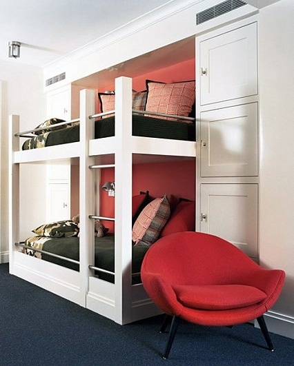 Best Closet Bunk Bed Idea Built Ins Pinterest 400 x 300