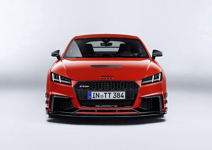 Chucherías para TT y R8! Audi lanza la gama de accesorios Audi Sport Performance Parts