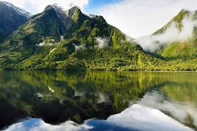#NewZealand Fiordland trip - 4 days from £437, accommodation and transport included