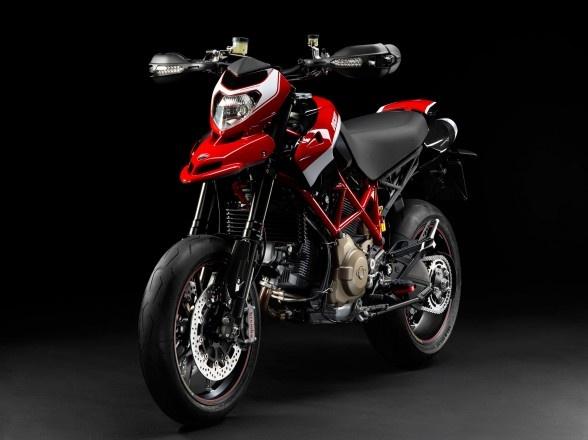 2012 Ducati Hypermotard 1100 EVO SP Corse Edition