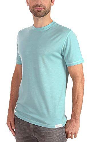 872df4f768 Woolly Clothing Men's Merino Crew Neck Tee Shirt - Ultral... https:/