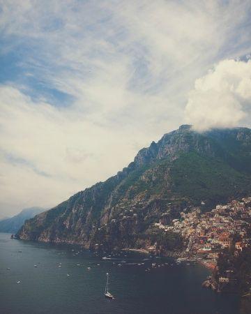 Lovely Amalfi coast