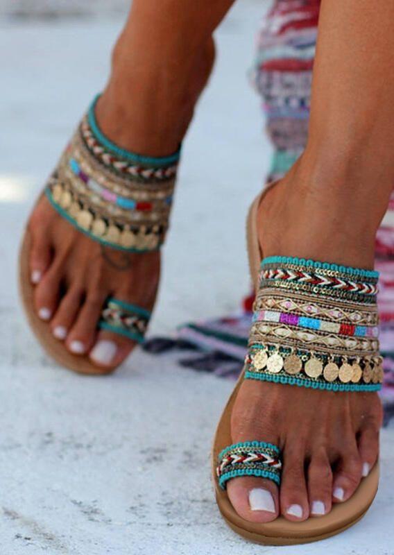 Boho sandals, Bohemian sandals