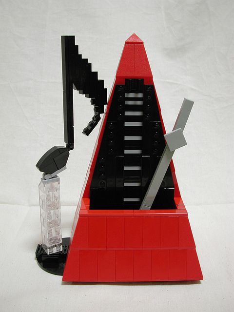 LEGO Metronome | Flickr - Photo Sharing!