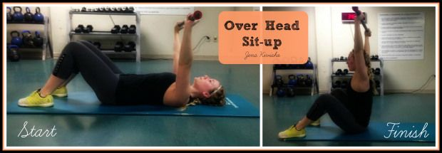Over Head Sit-Up