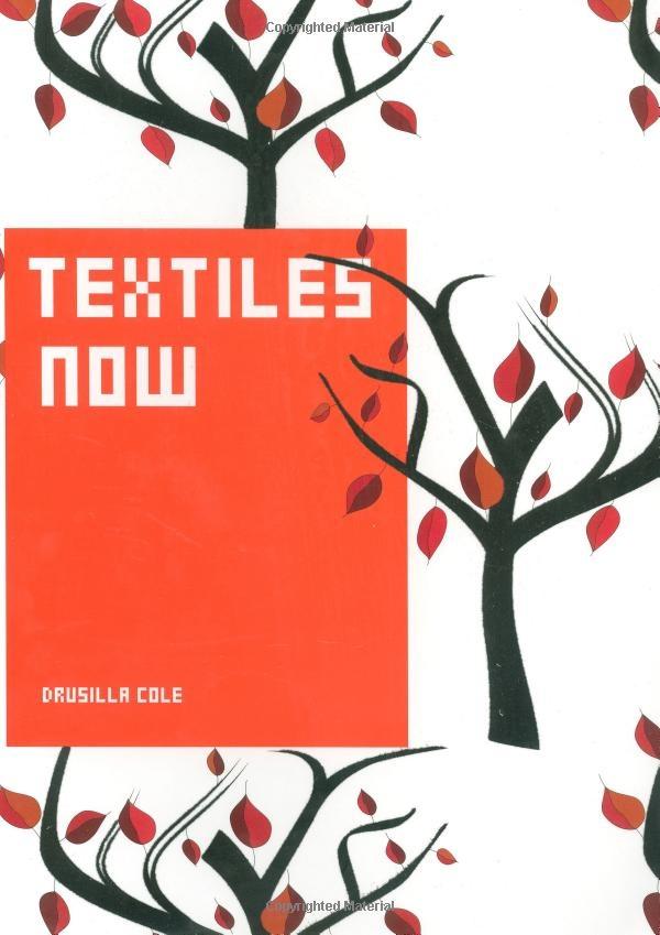 """""""Textiles Now"""" book"""