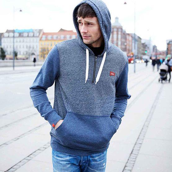 Copenhagen street style #hoody #jeans #ootd #menswear