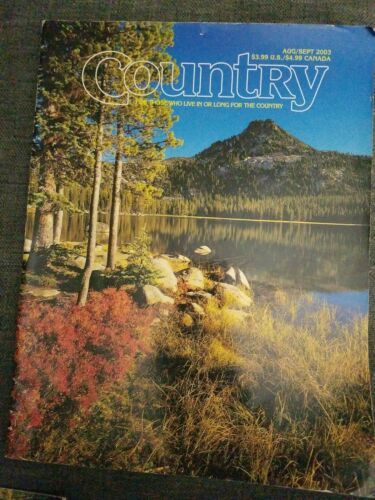 My Ebay Selling Overview Beautiful Photo S In Country Magazine Country Magazine The Great Outdoors Country