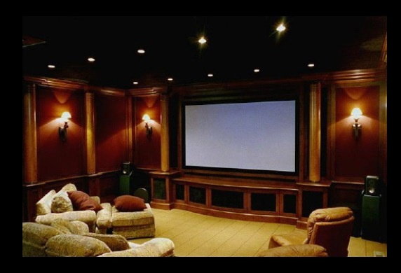 Home theater!